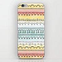 Frills & Fancies iPhone & iPod Skin