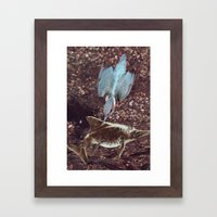 Collage #13 Framed Art Print