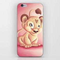 Lena Lioness iPhone & iPod Skin