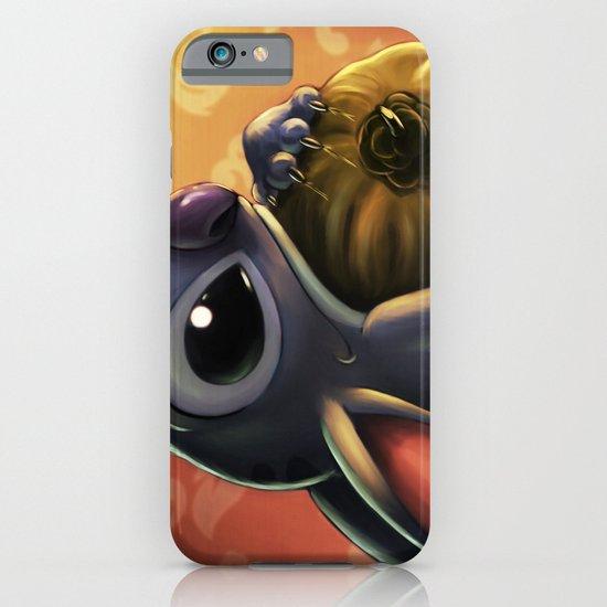 Stitch iPhone & iPod Case