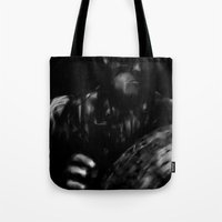 A is for America Tote Bag