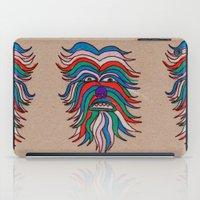 Whacky Wookie iPad Case