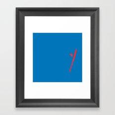 339 Framed Art Print
