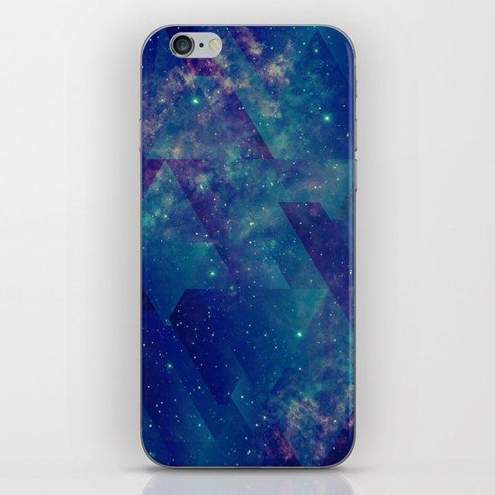 Static Waves iPhone & iPod Skin
