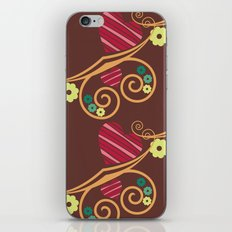 Chocolate love iPhone & iPod Skin