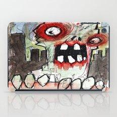 zombie surprise iPad Case