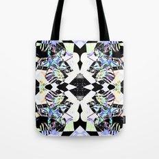 Graphic Zebra  Tote Bag