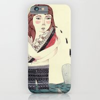 iPhone & iPod Case featuring Overboard by Brooke Weeber