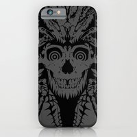 iPhone & iPod Case featuring GOD III by Mario Sayavedra
