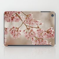 Cherry Float iPad Case