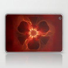 Fire Flower Laptop & iPad Skin