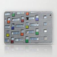 Coloured Doors Laptop & iPad Skin