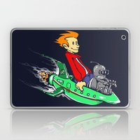 Bender and Fry Laptop & iPad Skin
