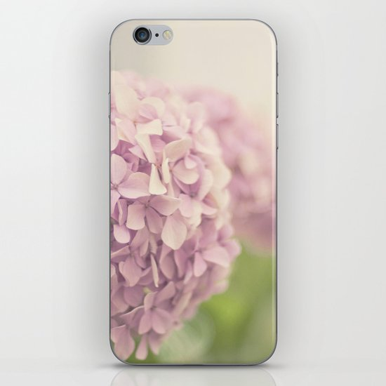 Hortensias iPhone & iPod Skin