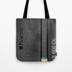 Polaroid Spirit 600 CL, black Tote Bag