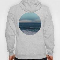 Blue California Ocean Hoody