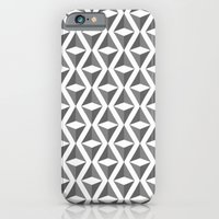 Abstract 3d Grainy iPhone 6 Slim Case