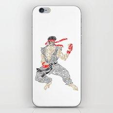 Ryu iPhone & iPod Skin