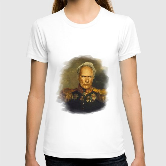 Clint Eastwood - replaceface T-shirt