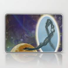 Into Another Dimension Laptop & iPad Skin