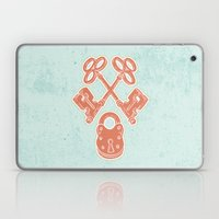 Keys And Lock Laptop & iPad Skin
