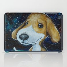 Dog Reading iPad Case