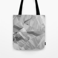 Irregular Marble II Tote Bag