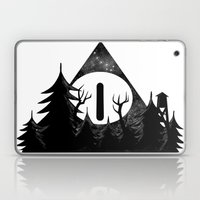 Bill Cipher: I'll Be Watching You Laptop & iPad Skin