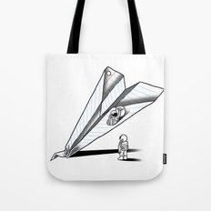 Papernauts Tote Bag