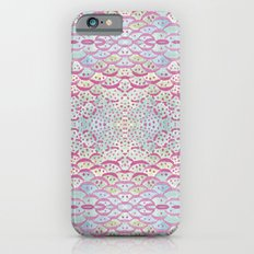 scales and dots iPhone 6s Slim Case