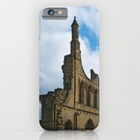 iPhone & iPod Case featuring Byland Abbey 5 by Steve Watson