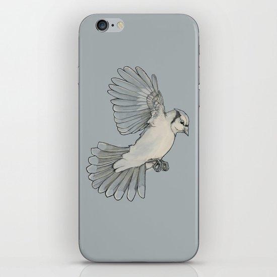Dynamic Flight iPhone & iPod Skin