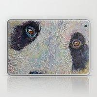 Panda Portrait Laptop & iPad Skin