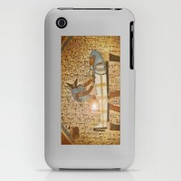 iPhone Cases featuring Anubis & mummy by Kathead Tarot