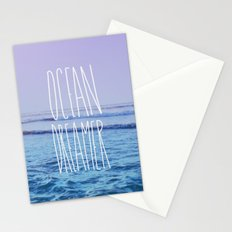 Ocean Dreamer Stationery Cards