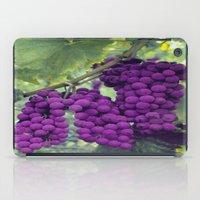 Grapes iPad Case