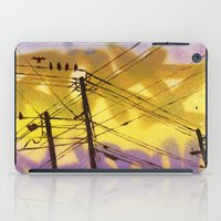 High Wire Act iPad Case