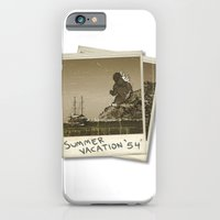 iPhone & iPod Case featuring Summer of '54 by Resistance