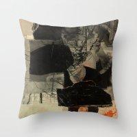outlaws #5 Throw Pillow