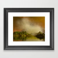 Guardians of the Mist Framed Art Print