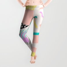 Colorful Chaos Leggings