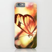 iPhone & iPod Case featuring Butterfly 01 by Allison Jarvis