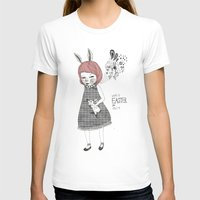What's the Easter for you? Womens Fitted Tee White SMALL