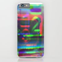 Multiplicitous extrapolatable characterization. 33 iPhone 6 Slim Case