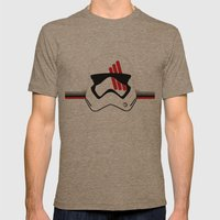 fn 2187 Mens Fitted Tee Tri-Coffee SMALL