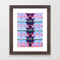 Try [every] Angle. Framed Art Print