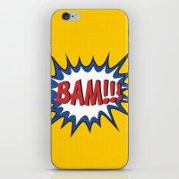 BAM iPhone & iPod Skin