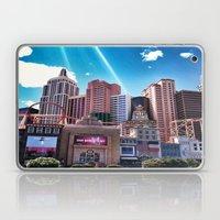 Las Vegas New York New York.!  Laptop & iPad Skin