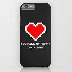 You Fill my Heart (Containers) iPhone 6s Slim Case