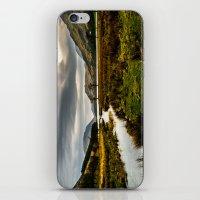 Feeding The Waters iPhone & iPod Skin